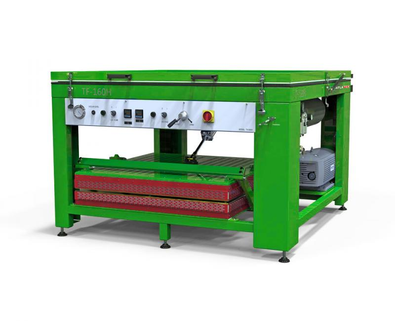 Vacuum veneer press AFLATEK VPS-1.5 | Joinery machinery ...