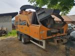 Other equipment doppstadt dh 608+mercedes benz |  Transport machinery | Woodworking machinery | HSLES d.o.o.