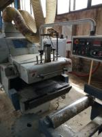 Multi rip saw Jks Trade moravia  |  Sawmill machinery | Woodworking machinery | Peter Gemela
