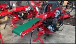 Log splitter Nový procesor DR-20  |  Waste wood processing | Woodworking machinery | Drekos Made s.r.o