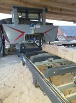 Bandsaw TS 1200/60 |  Sawmill machinery | Woodworking machinery | Drekos Made s.r.o