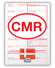 International Consignment Note CMR (english & dansk)