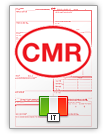 International Consignment Note CMR (english & italiano)